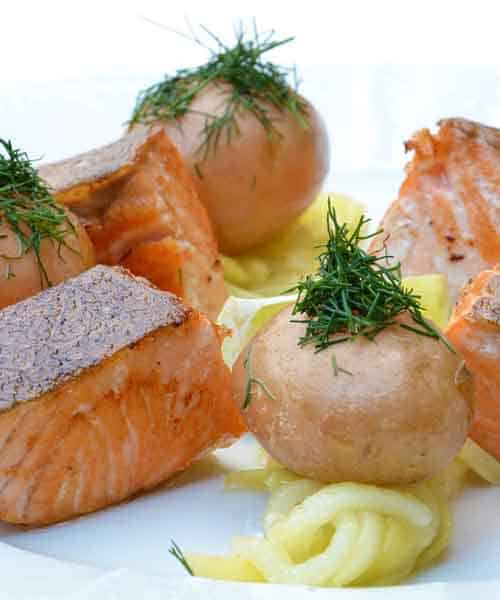 Grill Your Salmon