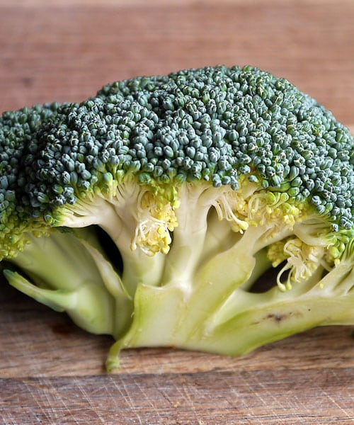 Cooking Broccoli: Eating it raw?