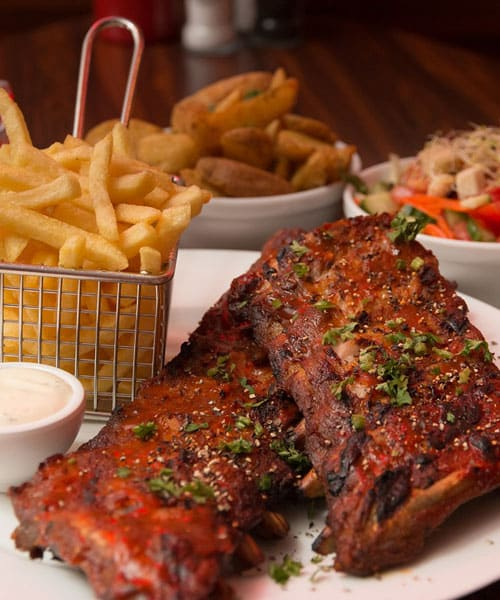 Cooking Ribs: What Can I Put With Them?