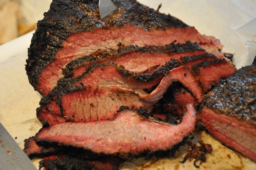 Cooking a beef brisket in a slow cooker is the answer to food heaven
