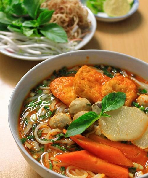 The Oriental Duck Salad